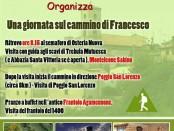 Rete Associativa della Via di Francesco - Uscita del 28 Maggio 2017
